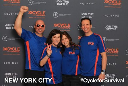FKB raises over $275,000 for Cycle for Survival – Memorial